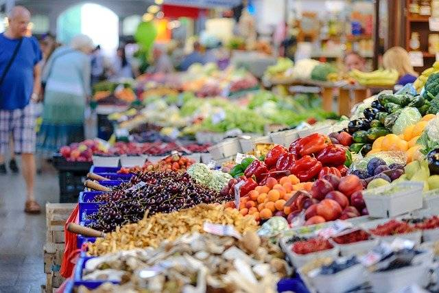 The Market Fresh Groceries - Free photo on Pixabay (775873)
