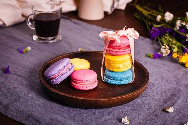 Macarons Macaruns Dessert - Free photo on Pixabay (775935)