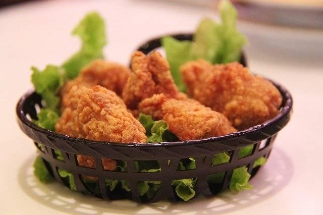 Fried Chicken - Free photo on Pixabay (776246)