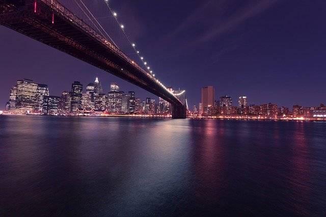 New York City Brooklyn Bridge - Free photo on Pixabay (776459)