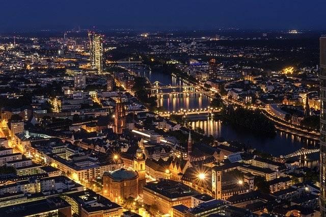 City Frankfurt Cityscape - Free photo on Pixabay (776466)