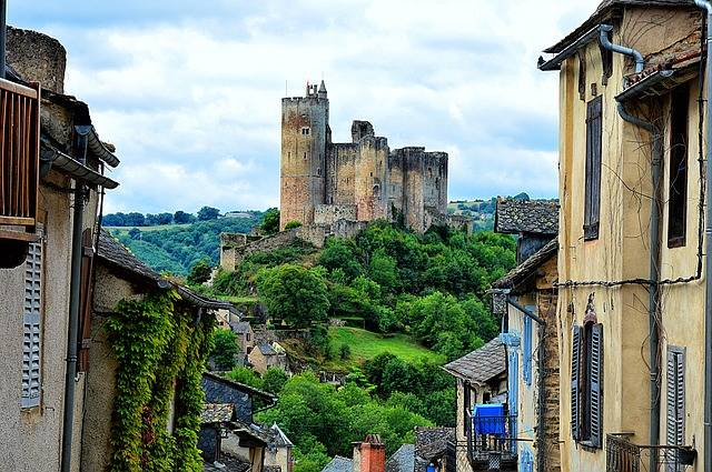 Castle Aveyron Of Najac - Free photo on Pixabay (776598)
