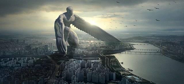 Fantasy Guardian Angel - Free image on Pixabay (776692)