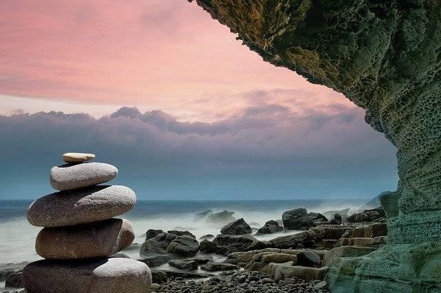 Feng Shui Stones Coast - Free photo on Pixabay (776695)