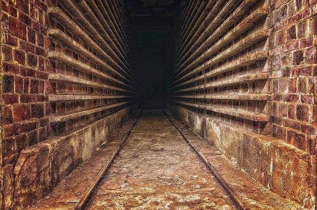 Factory Brickyard Shaft Dry - Free photo on Pixabay (776930)