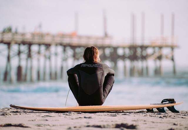 Surfer Man Guy - Free photo on Pixabay (776933)