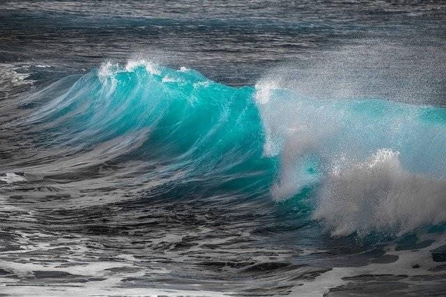 Wave Water Spray - Free photo on Pixabay (776938)