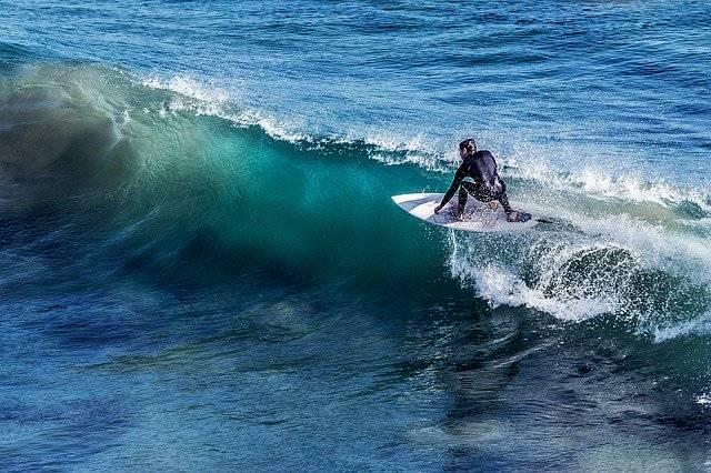 Surfing Surfer Surf - Free photo on Pixabay (776963)