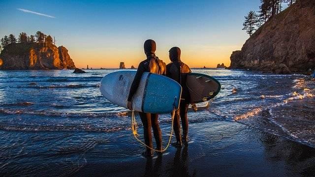 Surfers Surf Surfboard - Free photo on Pixabay (776969)