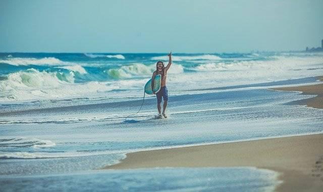 Sea Ocean Blue - Free photo on Pixabay (776970)