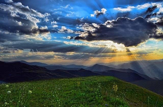 Nature Landscape Kaçkars - Free photo on Pixabay (777282)