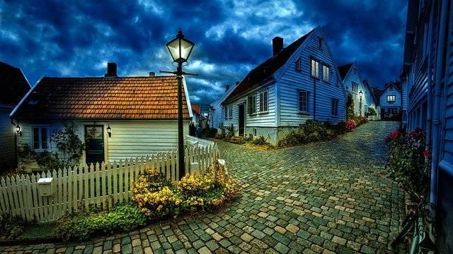 Little Houses Stone Road - Free photo on Pixabay (777283)