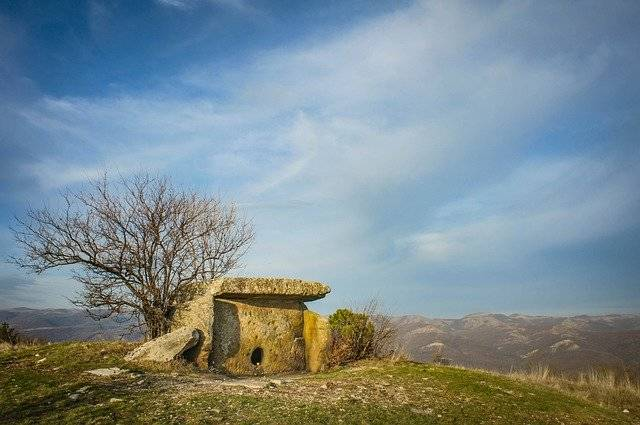 Dolmen Table-Stone Megalith - Free photo on Pixabay (777284)