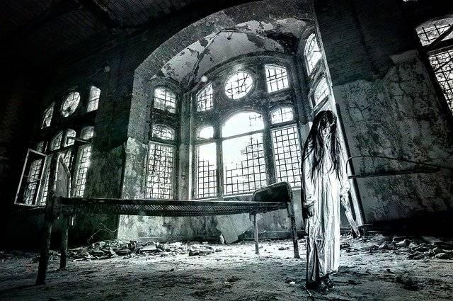 Horror Madhouse Fantasy - Free image on Pixabay (777290)