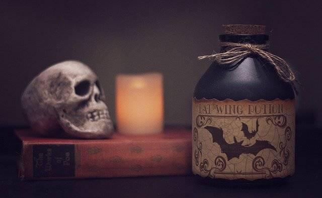Potion Poison Halloween - Free photo on Pixabay (777294)