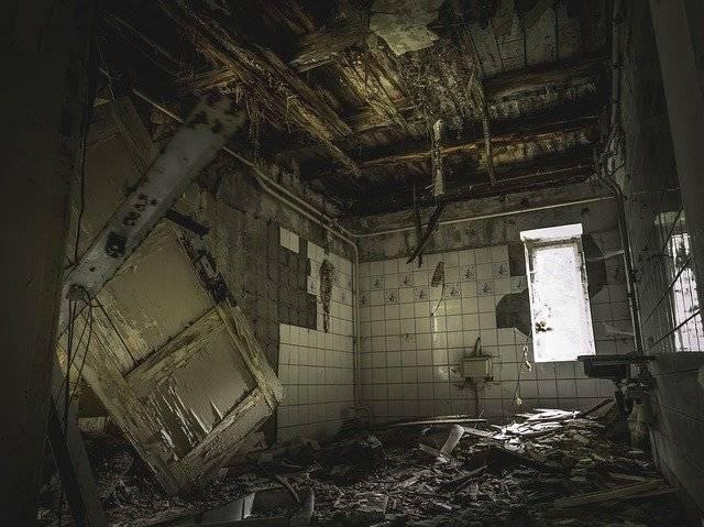 Lost Place Horror Abandoned - Free photo on Pixabay (777507)