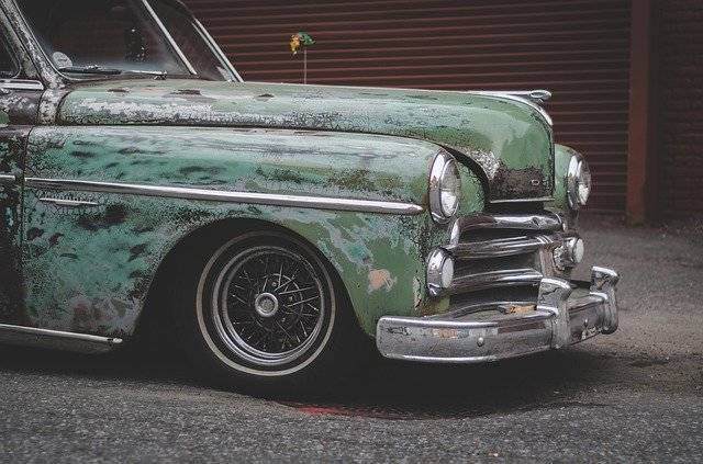Car Vintage Classic - Free photo on Pixabay (778060)