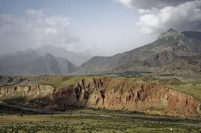 Tajikistan Abe-E-Panj River Valley - Free photo on Pixabay (778067)
