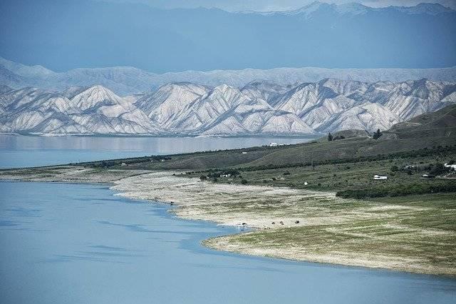 Kyrgyzstan Toktogul Dam - Free photo on Pixabay (778075)