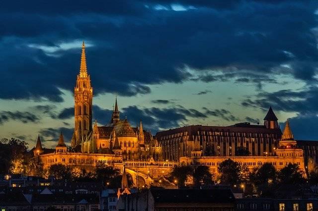 Budapest Church Architecture - Free photo on Pixabay (778155)