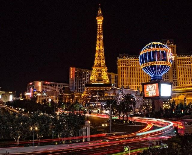 Architecture Las Vegas Eiffel - Free photo on Pixabay (778156)