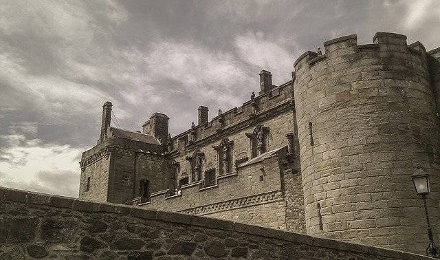 Stirling Castle Scotland - Free photo on Pixabay (779538)