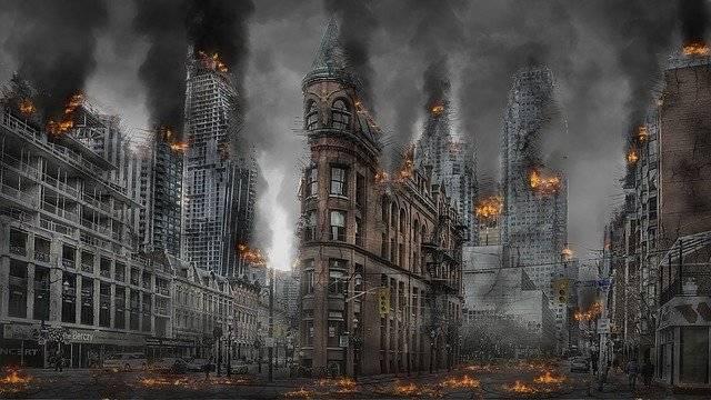 Apocalypse War Disaster - Free photo on Pixabay (779644)