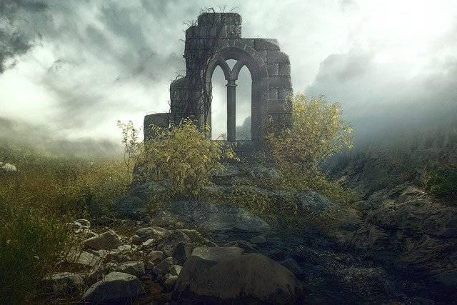 Fantasy Landscape - Free photo on Pixabay (779645)