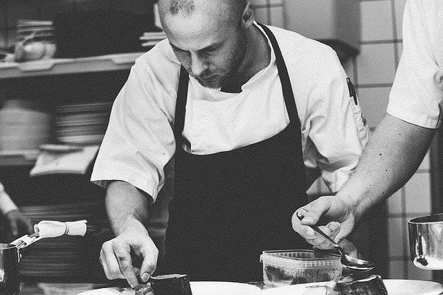Chef Kitchen Man - Free photo on Pixabay (779647)