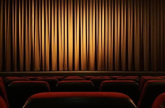 Cinema Curtain Theater - Free photo on Pixabay (779649)