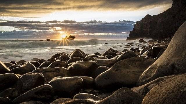 Seascape New Zealand Sunrise - Free photo on Pixabay (779651)