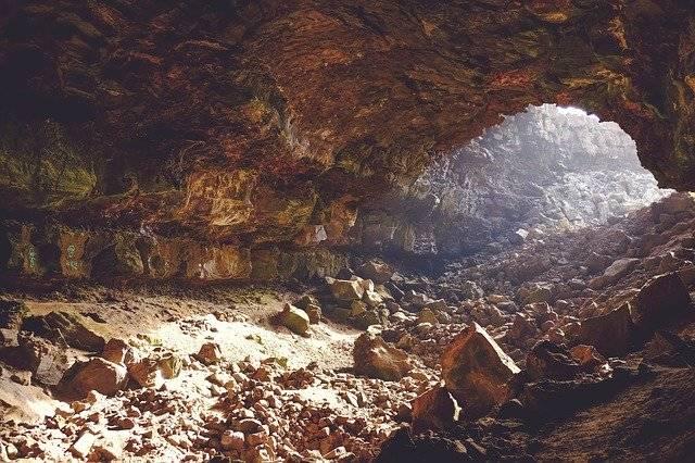 Cave Rocks Underground - Free photo on Pixabay (780002)