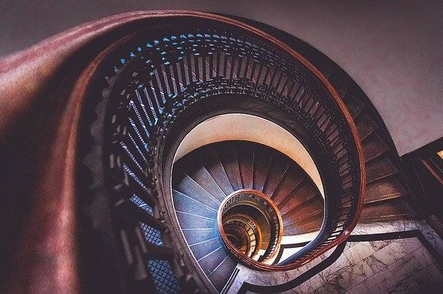 Stairs Spiral Staircase - Free photo on Pixabay (780005)