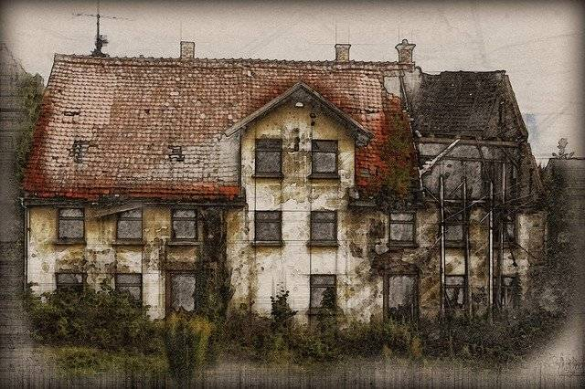 Ruin Old House Decay - Free photo on Pixabay (780006)