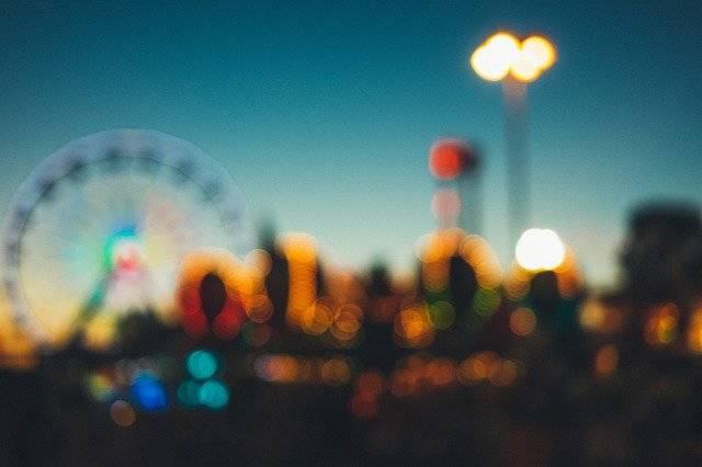 Amusement Park Fair Rides - Free photo on Pixabay (780010)
