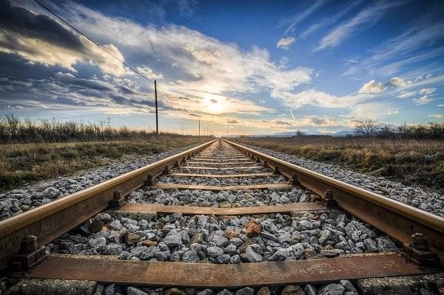Gleise Rails Train - Free photo on Pixabay (780383)
