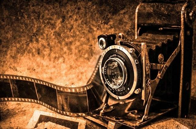 Photo Camera Photography Old - Free photo on Pixabay (780820)
