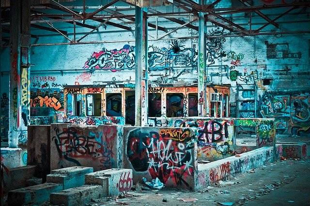 Lost Places Factory Old - Free photo on Pixabay (780982)