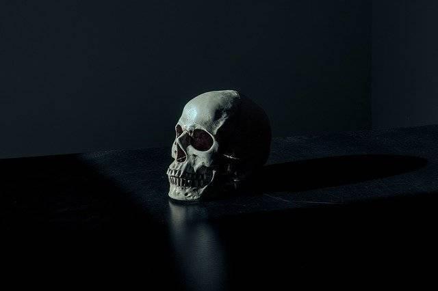 Creepy Dark Eerie - Free photo on Pixabay (781087)