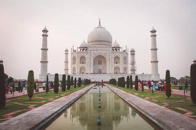 Taj Mahal India Monument - Free photo on Pixabay (781237)