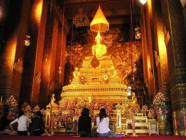 Thailand Bangkok Temple - Free photo on Pixabay (781240)