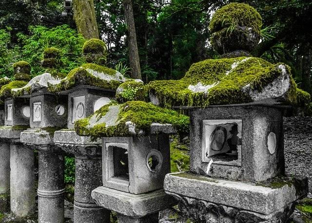 Japan Stone Lantern - Free photo on Pixabay (781242)