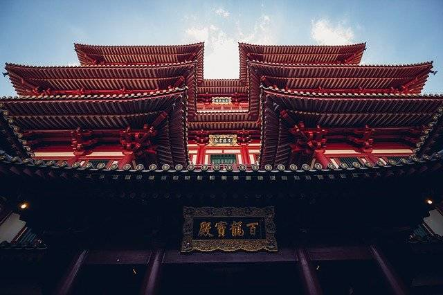 Asian Architecture Building - Free photo on Pixabay (781332)