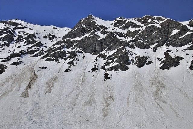 White Biel Avalanche The - Free photo on Pixabay (781611)